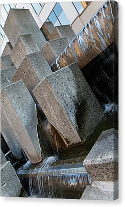 Canvas Print featuring the photograph Elixir Of Life by David Chandler