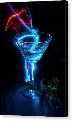 Elixir Of The Gods Canvas Print by Barbara  White