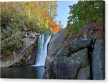 Elk River Falls Canvas Print