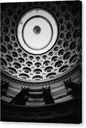 Elks National Veterans Memorial Rotunda Canvas Print