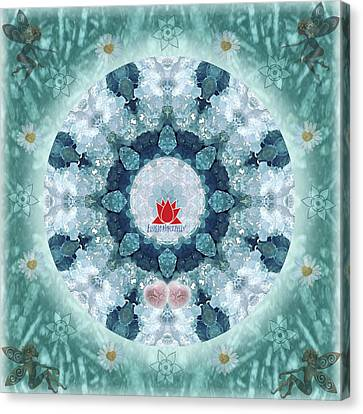 Eloquence-logo Canvas Print