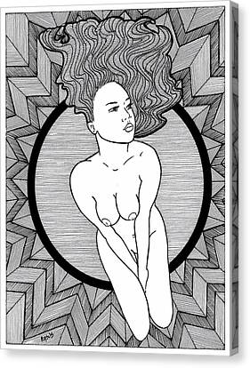 Adult Coloring Book Canvas Prints (Page #5 of 8) | Fine Art America