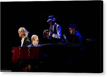 Elton - Gather Round Canvas Print