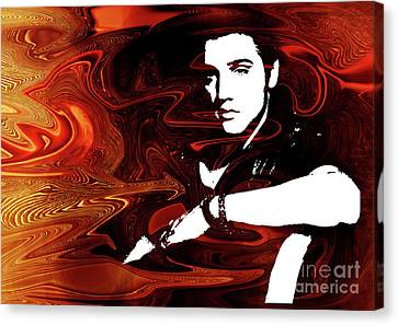 Elvis Presley..  2 Canvas Print