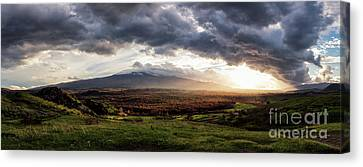 Elysium Canvas Print by Giuseppe Torre