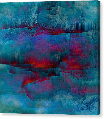 Embers Canvas Print