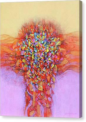 Embodiment Canvas Print by J W Kelly