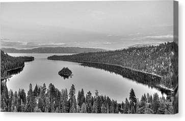 Emerald Bay Lake Tahoe Canvas Print by Brad Scott