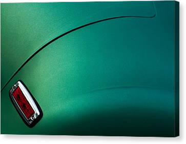 Emerald Frazer Canvas Print by Todd Klassy