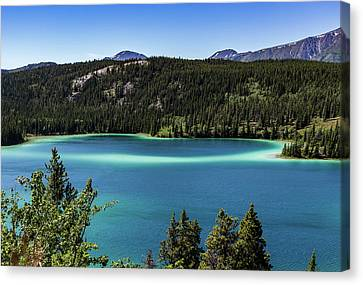 Emerald Lake 2 Canvas Print