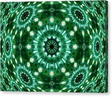 Emerald  Canvas Print by Thomas  MacPherson Jr