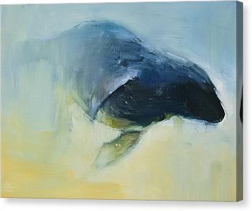 Emerging Canvas Print by Mark Adlington