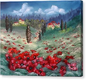 Emilia Romagna Canvas Print