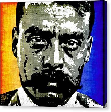 Emiliano Zapata  Canvas Print
