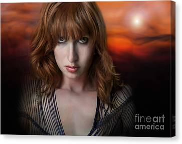 Eminate Canvas Print by Dan Holm