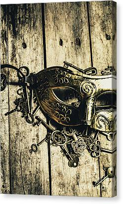 Emperors Keys Canvas Print by Jorgo Photography - Wall Art Gallery