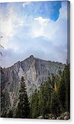 Empire Mountain, Sequoia National Forest Canvas Print