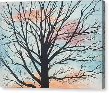 Empty Beauty Canvas Print