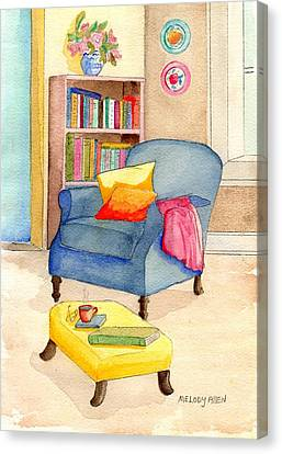 Empty Chair Series 1 Canvas Print