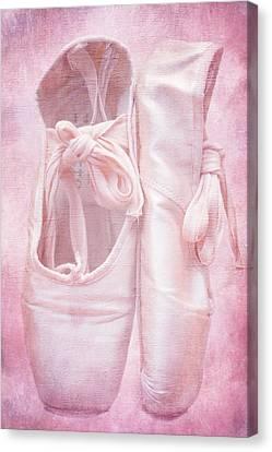 En Pointe Canvas Print by Iryna Goodall