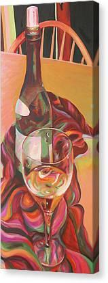 Enchant Canvas Print by Trina Teele