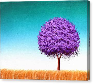 Enchanted Places Canvas Print by Rachel Bingaman