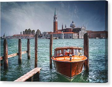 Enchanting Venice Canvas Print