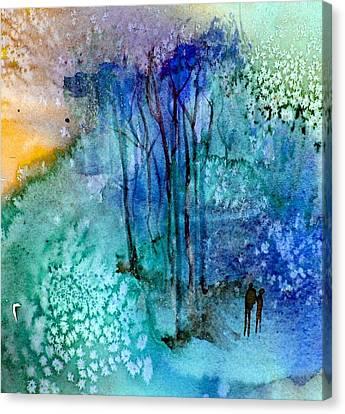 Enchantment Canvas Print by Anne Duke