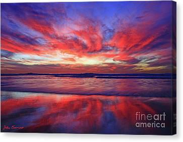 Encinitas Energy Canvas 24x36 Inch Print On Sale Canvas Print