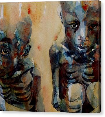Endangered Spieces Canvas Print by Paul Lovering