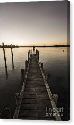 Endings And Beginnings Canvas Print by Jorgo Photography - Wall Art Gallery