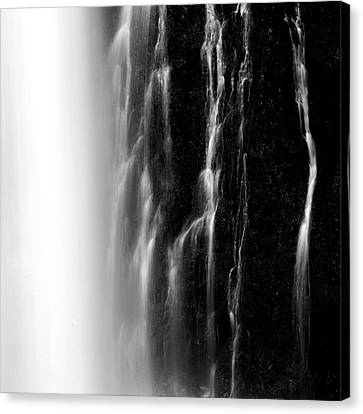 Endless Falls #2 Canvas Print by Francesco Emanuele Carucci