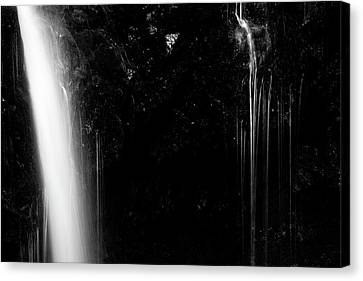 Endless Falls #3 Canvas Print by Francesco Carucci