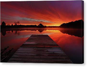 Endless Possibilities Canvas Print by Rob Blair