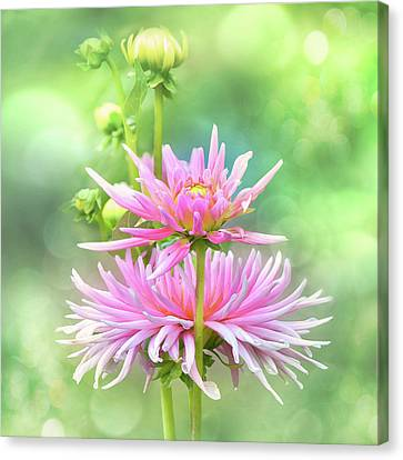 Canvas Print featuring the photograph Enduring Grace by John Poon