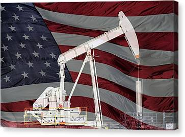 Energy Independence  Canvas Print