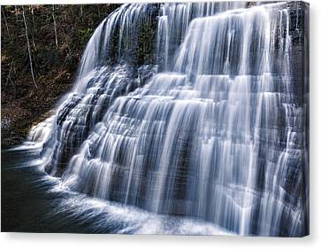 Lower Falls #1 Canvas Print