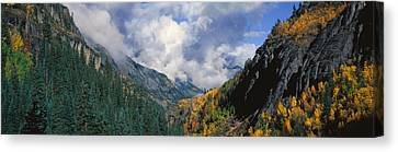 Engineer Pass, Colorado Canvas Print by Panoramic Images
