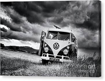 English Summer  Canvas Print by Tim Gainey