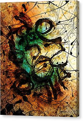 Enigma  Canvas Print by Gary Bodnar