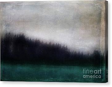 Enigma Canvas Print by Priska Wettstein