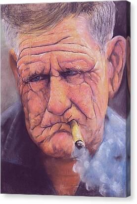 Enjoying Life Canvas Print by Curtis James