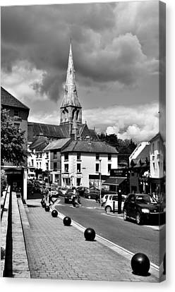 Enniscorthy Canvas Print by Martina Fagan