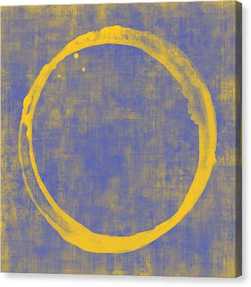Enso 1 Canvas Print by Julie Niemela