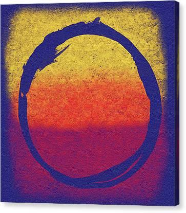Enso 6 Canvas Print