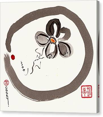 Enso Canvas Print - Enso Aven by Casey Shannon