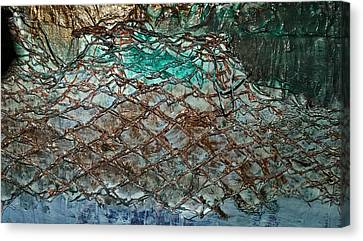 Entangled Canvas Print by Jounda Strong