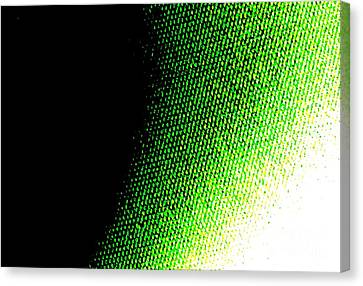 Entering The Void Canvas Print by Tim Townsend