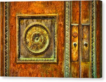 Entrance Canvas Print by Susan Candelario