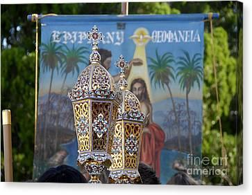 Epiphany Celebration Canvas Print